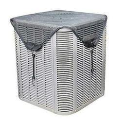 "Air Conditioner Mesh Cover AC Debris Net Central Unit 28""x28"