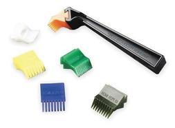 DiversiTech T-101 Fin-Tool Nylon Kit, Fits 13-20 Fins Per In