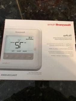 Honeywell TH4110U2005 T4 Pro Programmable Digital Thermostat