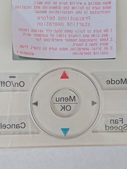 NEW THERMOSTAT DAIKIN WIRED NAVIGATION CONTROLLER FOR FFQ CE