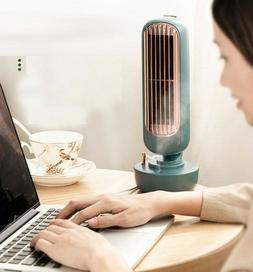 Tower Fan 2in1 Air Conditioner Cooler Mist Spraying Fan Ultr