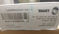 Trane 7 Day Programmable Thermostat TCONT800AS11AAA New In B