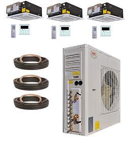 YMGI Tri Zone Air Conditioner - 54000 BTU 21 Seer 4.5 Ton  C