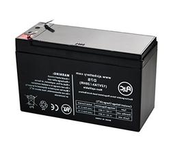 Tripplite OMNI750ISO 12V 7Ah UPS Battery - This is an AJC Br