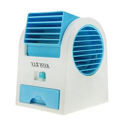 Portable Air Conditioner Fan USB/Battery Operated Desktop Mi