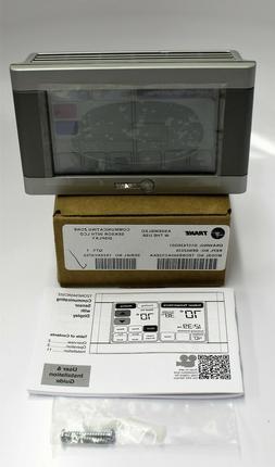 Trane TZONE940AC52ZAA Wired Touchscreen Zone Sensor With LCD
