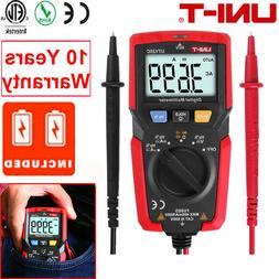 UNI-T UT125C Handheld Auto Range OHM AMP Digital Multimeter