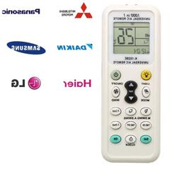 Universal Air Conditioner Remote Control AC A/C For DAIKIN P