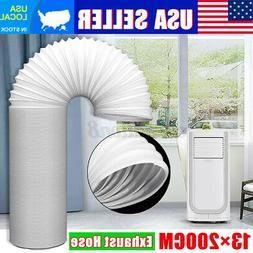 Universal Portable Air Conditioner Exhaust Hose- 5'' Inch Wi
