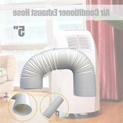 Universal Portable Air Conditioner Exhaust Hose- 5 inch  Wid