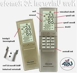 Classic America Mini Split AC Remote,Daewoo,Midea,Mitsubishi