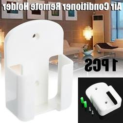 Air Conditioner Remote Control Holder Wall Mounted Box Stora