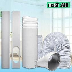 US 1X Air Conditioner Part Accessories Exhaust Duct Interfac