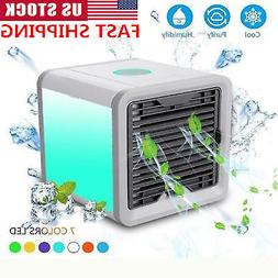 US Newest Personal Space Air Cooler Quick & Easy Way to Cool