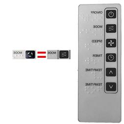 Replacement for Haier Air Conditioner Remote Control 0010401