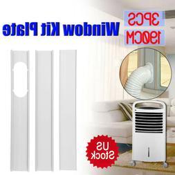 USA Portable Air Conditioner Accessories Window Adaptor Slid