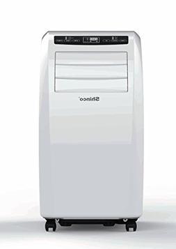 Shinco USA SPAE12W-12000 BTU Portable Air Conditioner, Compa
