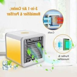 USB Portable Mini Air Conditioner Cool Cooling For Auto Car