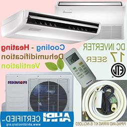 PIONEER Air Conditioner UYB024GMFILCAD Pioner Floor, Ceiling