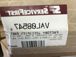 Trane VAL08547 Heat Pump Reversing Valve New In Box.