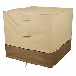 Classic Accessories Veranda Air Conditioner Cover, Square, P