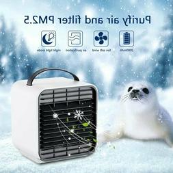 VicTsing Mini Portable Air Conditioner Cooling For Bedroom C
