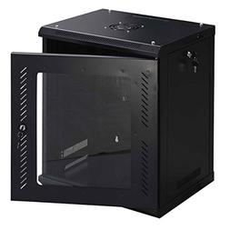 Safstar Wall Mount IT Network Server Cabinet Enclosure Data