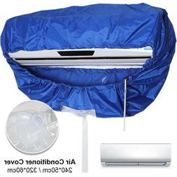 Wall Mounted Air Conditioning Cleaning Bag Split Air Conditi