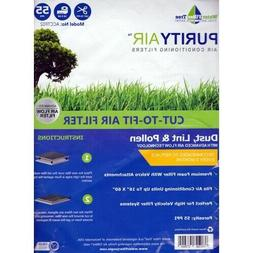 "Water Filter Tree Purity Air Cut-to-Fit Woven 16"" x 60"" Air"