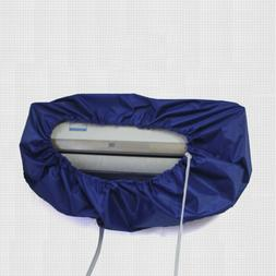 Waterproof Protector Bag Air Conditioner Cleaning Clean Dust
