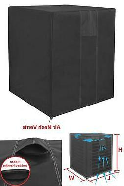 """Waterproof Square Air Conditioner Cover A/C 36x36x39"""" Ventil"""