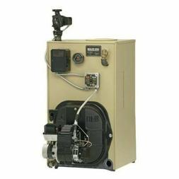 WGO-4 126,000 BTU Output Gold Oil Boiler