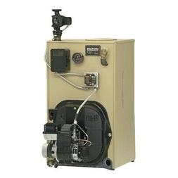 Weil-McLain WGO Gold Series Oil Boiler Less Coil And Burner,