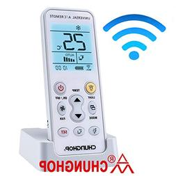 CHUNGHOP Air Conditioner Remote K-390EW APP Phone WiFi Unive