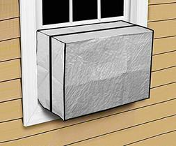 "Outdoor Window AC Air Conditioner Cover Heavy Duty 18""H x 27"