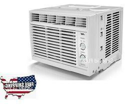 Window Air Conditioner AC Unit Quiet Efficient Small Compact