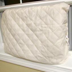 window air conditioner cover indoor