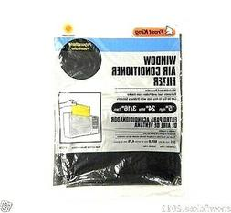 Window Air Conditioner Filter Universal Washable A/C Reusabl
