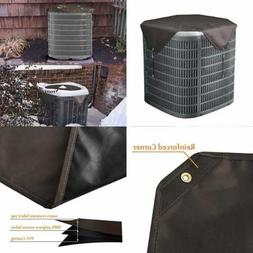 Winter Top Air Conditioner Cover For Outside AC Unit FREE SH