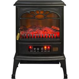 Warm Living WLDSP18 3 Sided Infrared Stove Heater WL-DSP18