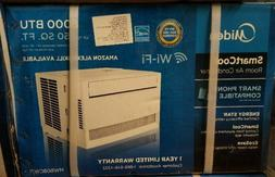 Midea WWK08CW71E 8,000-Btu Window Air Conditioner With WiFi
