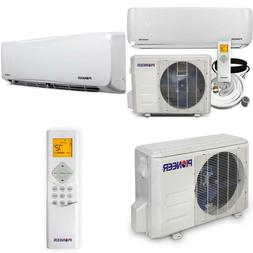 Pioneer Air Conditioner Wys009G-19 Wall Mount Ductless Inver