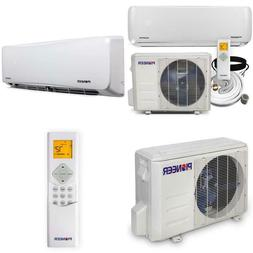 Pioneer Air Conditioner Wys018Gmfi17Rl Minisplit Heatpump,