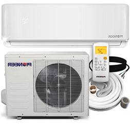 PIONEER Air Conditioner Pioneer Mini Split Heatpump, 12000 B